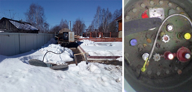 Доставка газа пропан-бутан оперативна и выгодна «ГАЗОСНАБ»