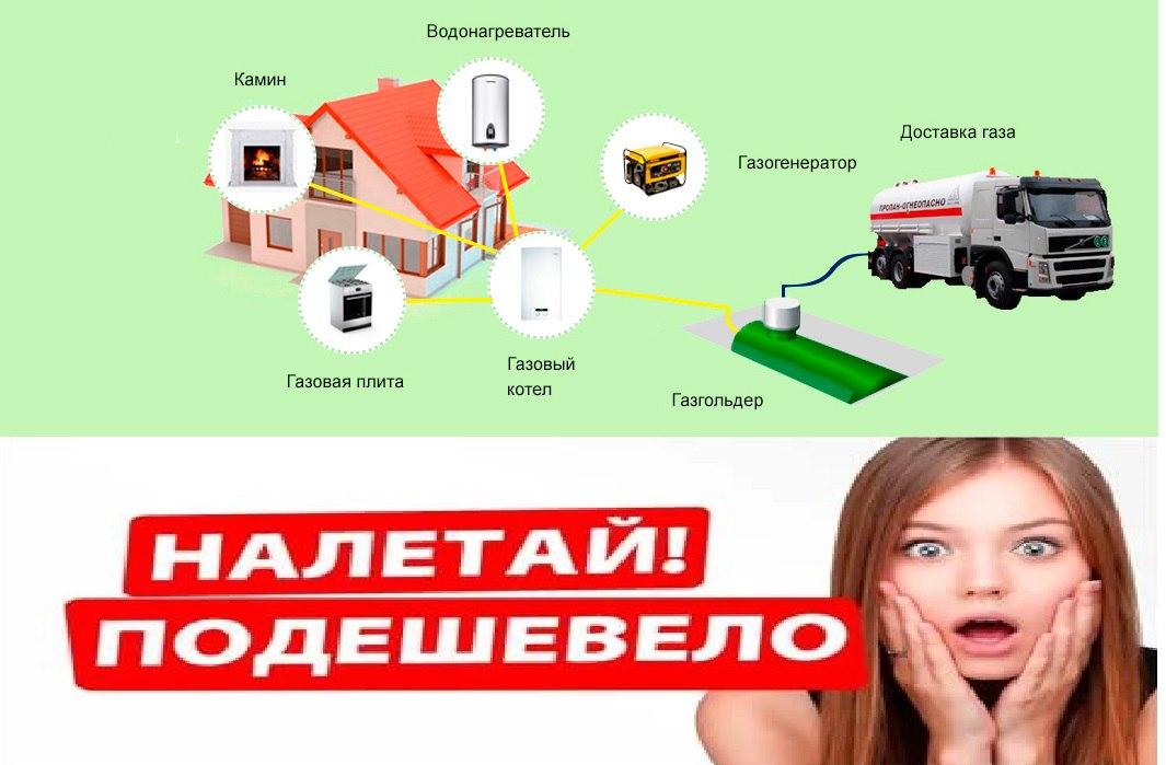 Заправка емкостного газа «ГАЗОСНАБ»