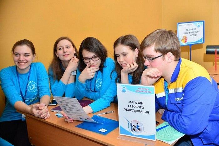 Реализуется образовательный проект «Безопасный газ» «ГАЗОСНАБ»