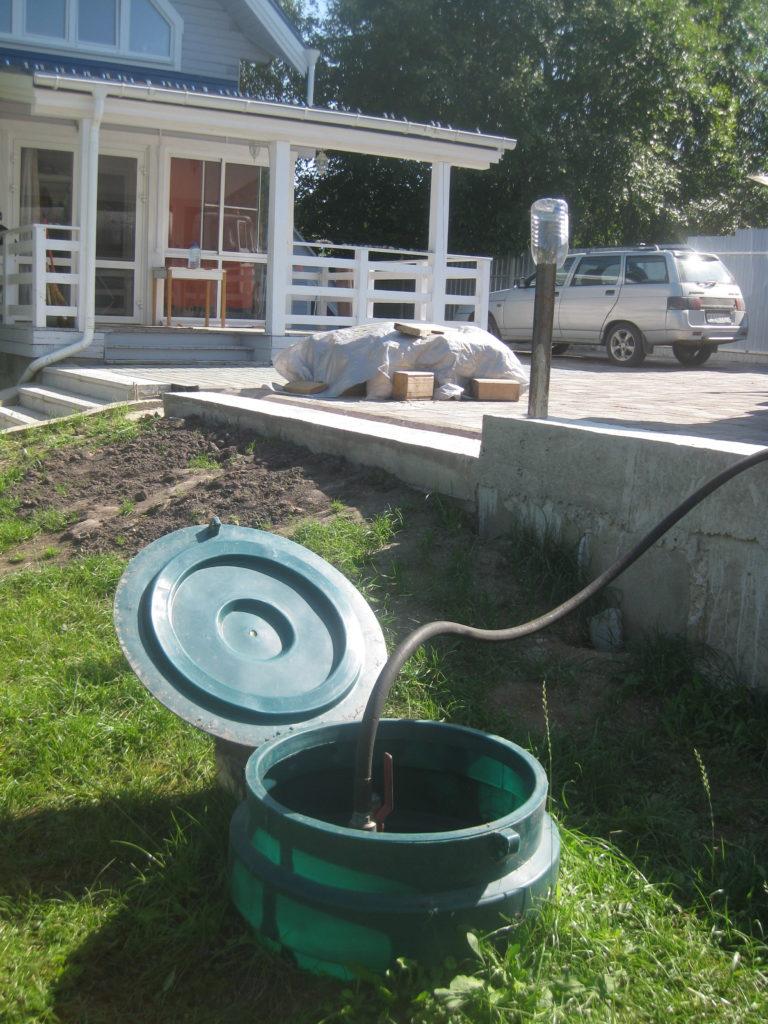 Преимущества газгольдера для частного дома «ГАЗОСНАБ»