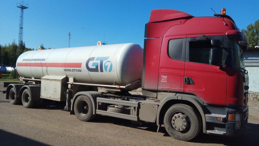 Газ оптом от компании «Газоснаб» «ГАЗОСНАБ»