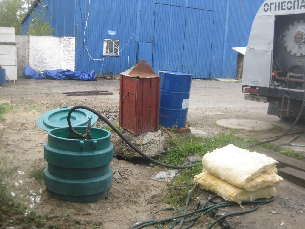 Доставка сжиженного газа на объект заказчика «ГАЗОСНАБ» 2