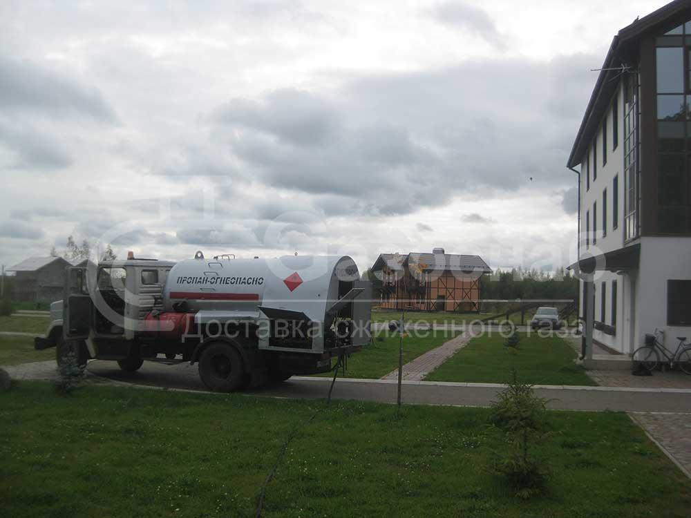 Купить газгольдер в Ярославле и Ярославской области, цены «ГАЗОСНАБ» 2