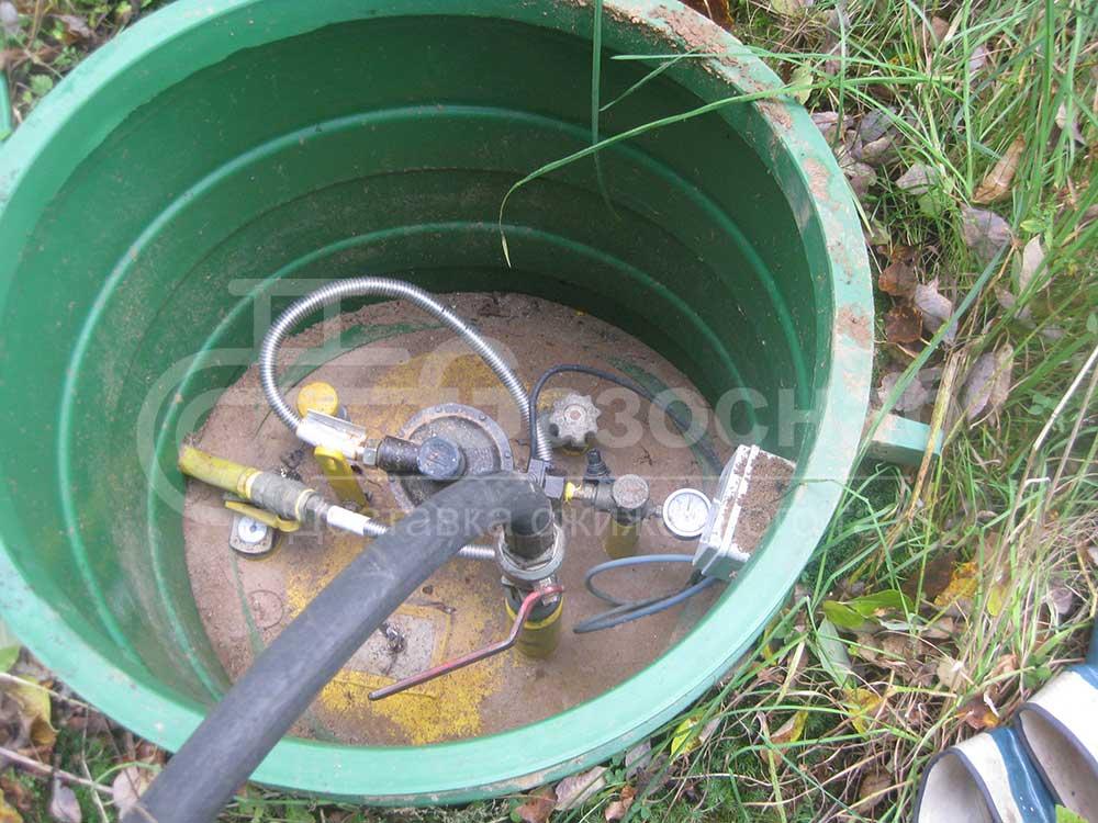 Купить газгольдер в Ярославле и Ярославской области, цены «ГАЗОСНАБ» 1