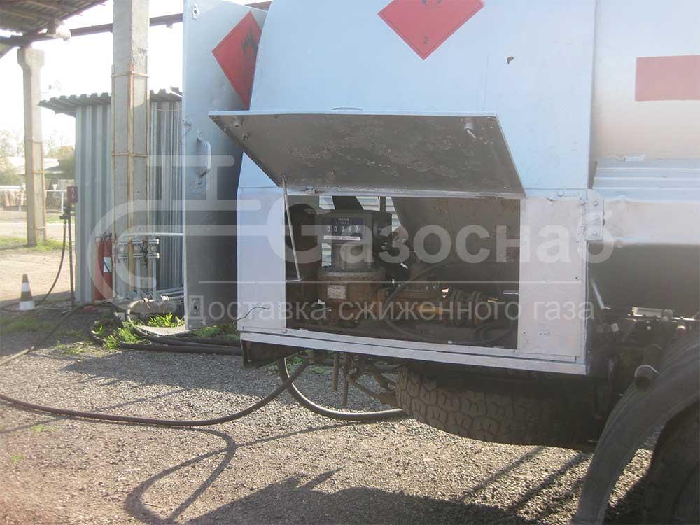 Сколько стоит заправка газгольдера сжиженным газом, стоимость нового газгольдера «ГАЗОСНАБ» 2
