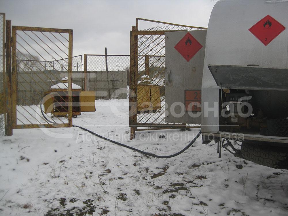 Где заправить газгольдер 2