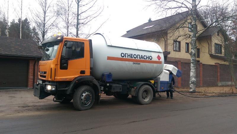 Заправка газом в Иваново