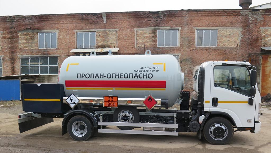 Доставка газа в Иваново